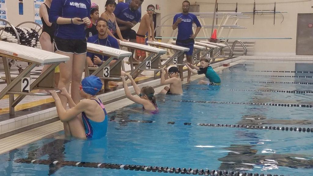 Aqua-Tots Swim Club