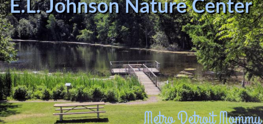 E.L. Johnson Nature Center in Bloomfield Hills