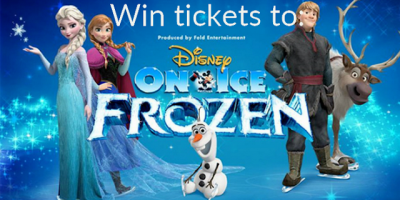 Disney On Ice presents Frozen at Little Caesars Arena {giveaway ends 6/20/18}