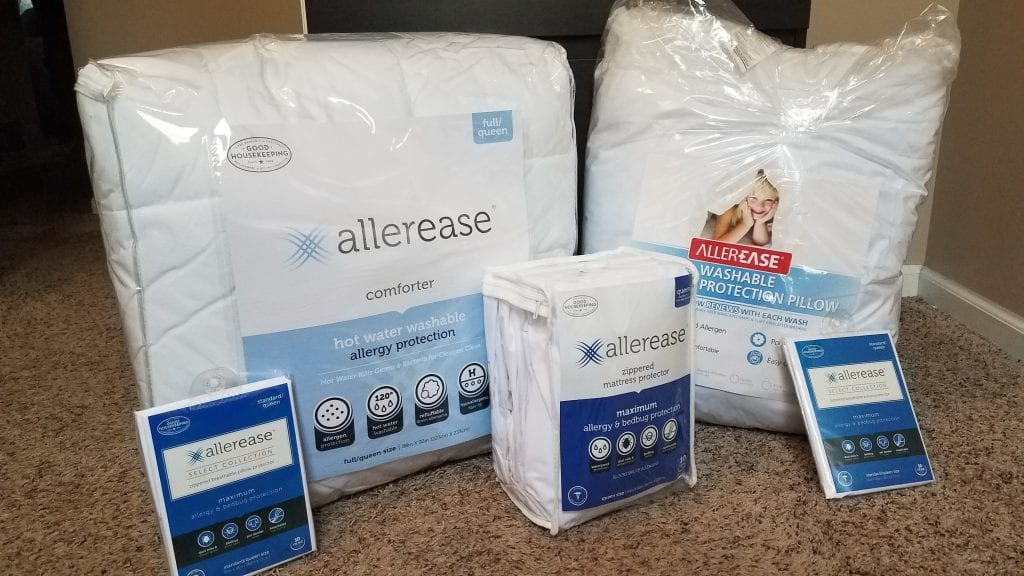 AllerEase Bedding