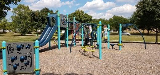 Avis Park in Sterling Heights