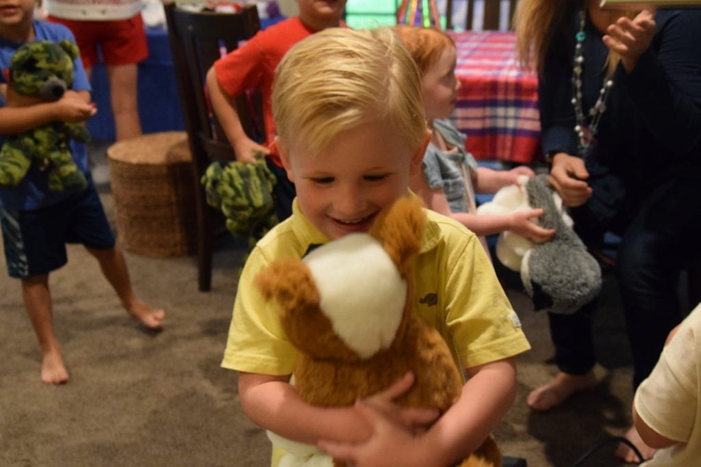Teddy Bear Mobile, Oakland County, Fundraiser Ideas, Birthday Party