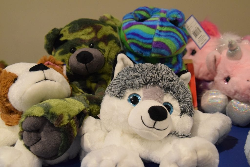 Teddy Bear Mobile, Stuffed Animal, Party Ideas