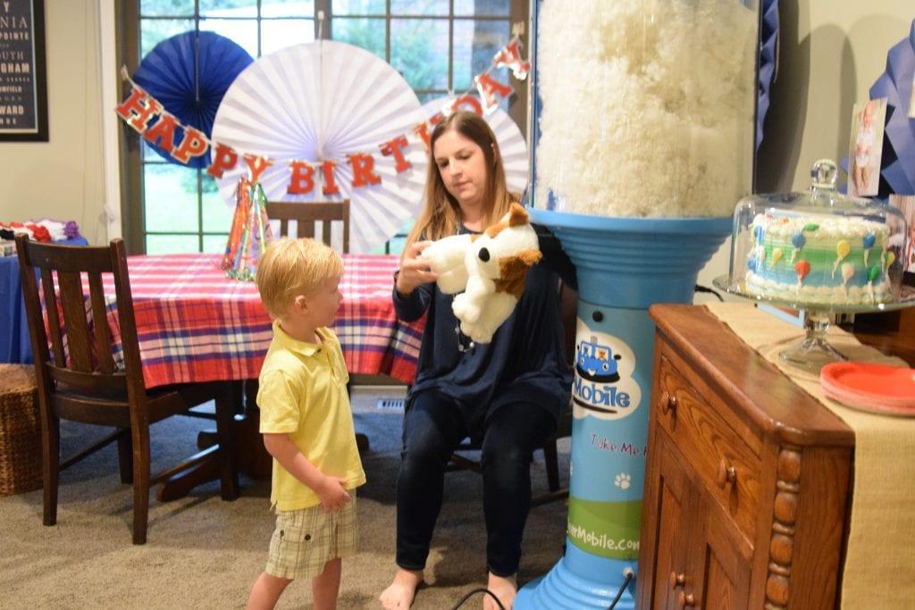 Teddy Bear Mobile, Party Ideas, Birthday Party Ideas, Oakland County