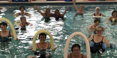Aqua-Aerobics Drop In Classes