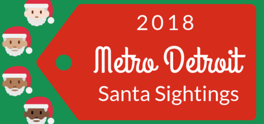 2018 Santa Sightings