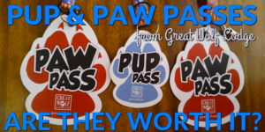 Great Wolf Lodge in Traverse City: Pup and Paw Passes - Are They Worth It?