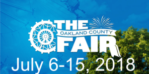 The Oakland County Fair