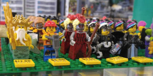 Bricks and Minifigs in Macomb