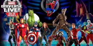 Marvel Universe LIVE is coming to Little Caesar's Arena