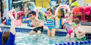 The Health Benefits of Swimming - Brought to you by Aqua Tots Swim Schools of Michigan