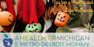 Tips for a Healthier (and Safe) Halloween