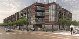 Modular Apartments Drop In At Former Tiger Stadium Site