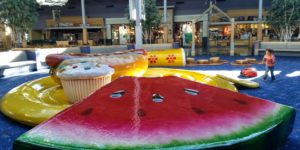 Great Lakes Crossing Play Area in Auburn Hills