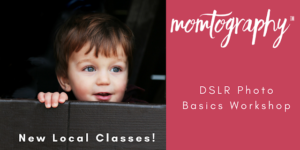 Momtography Detroit - DSLR Jump Start Classes Designed for Moms {giveaway ends 8/3/18}
