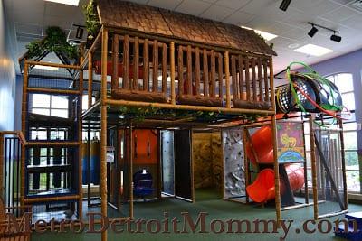 Macomb Township Recreation Center