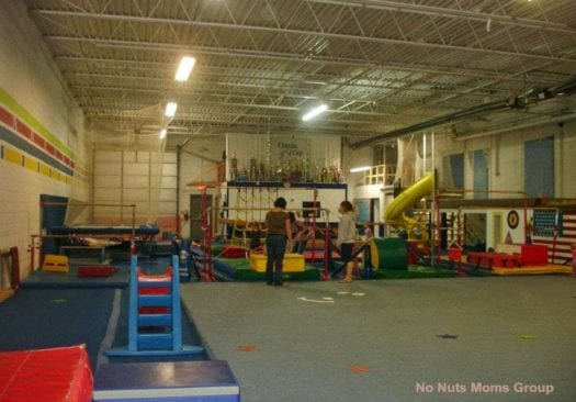 Gymnastic Training Center (GTC) in Rochester Hills