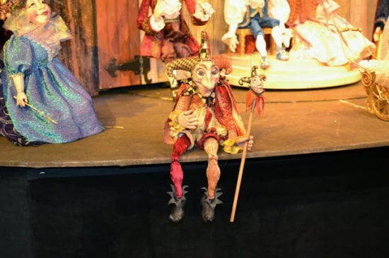 PuppetART Theater and Museum