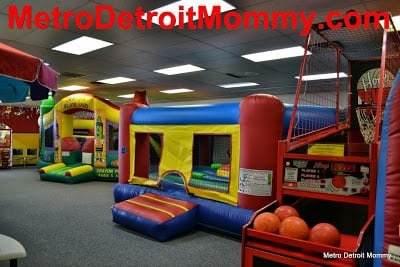 Bounce House – New Baltimore
