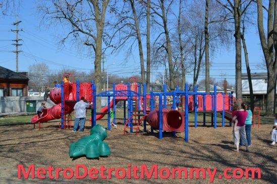 Edmonson Elementary Play Structure