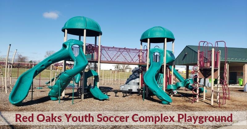 Red Oaks Youth Soccer Complex Playground