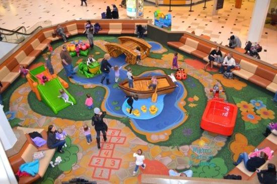 Twelve Oaks Mall – Play Space