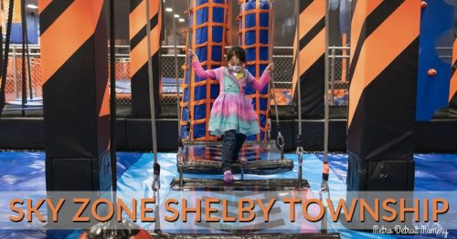 Sky Zone Shelby Township: Come Fly with Me – Indoor Trampoline Park