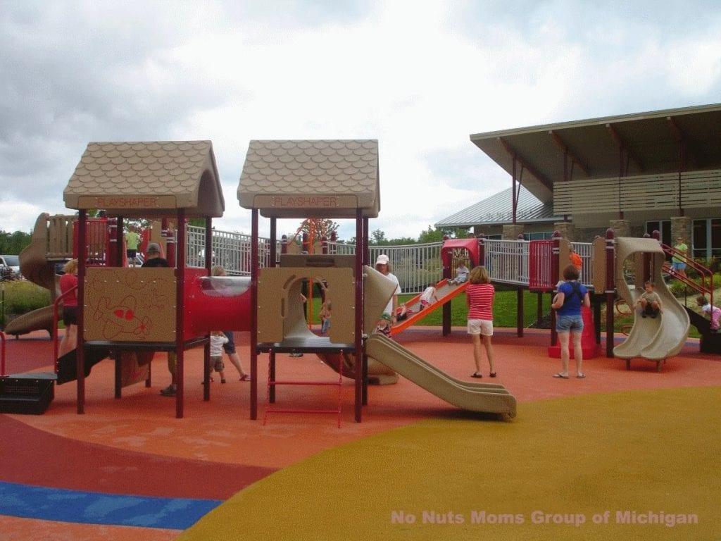 Marshbank Park in West Bloomfield