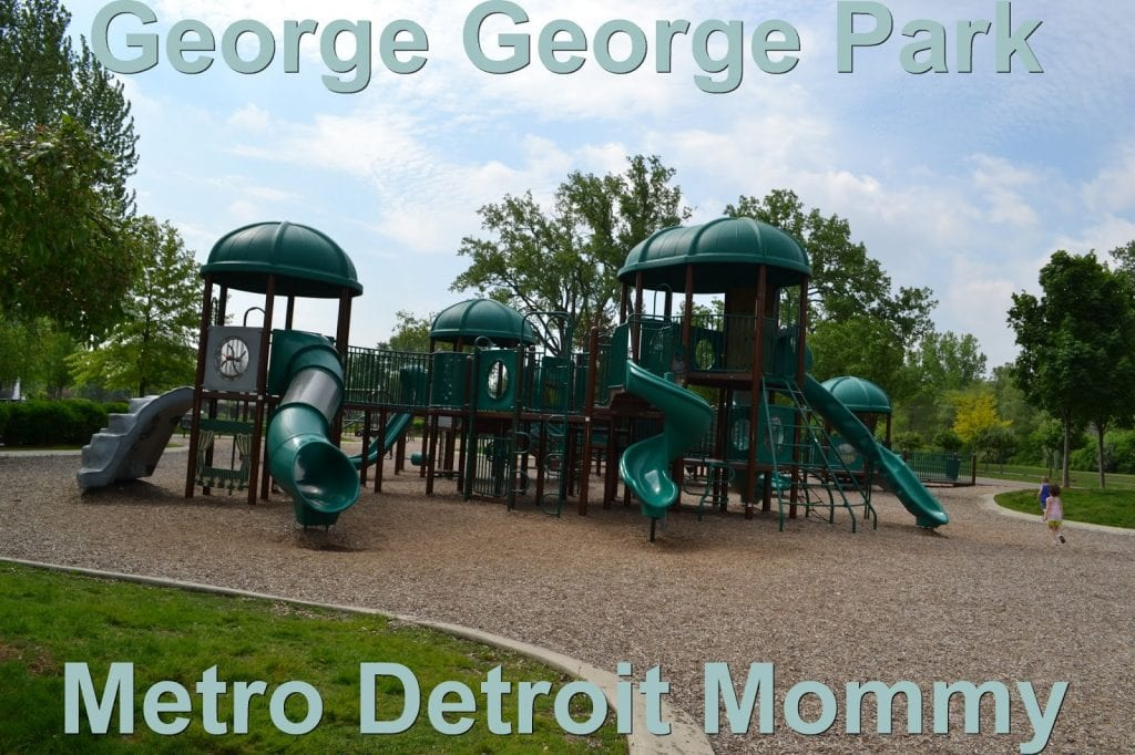 George George Park in Clinton Township