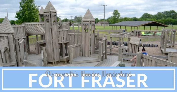 Fort Fraser at Steffens Park
