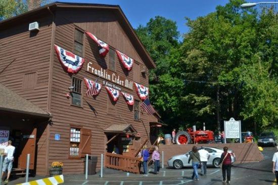 Franklin Cider Mill – Serving Pure Apple Cider