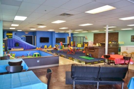 Tiny Treasures Indoor Play Cafe – Walled Lake
