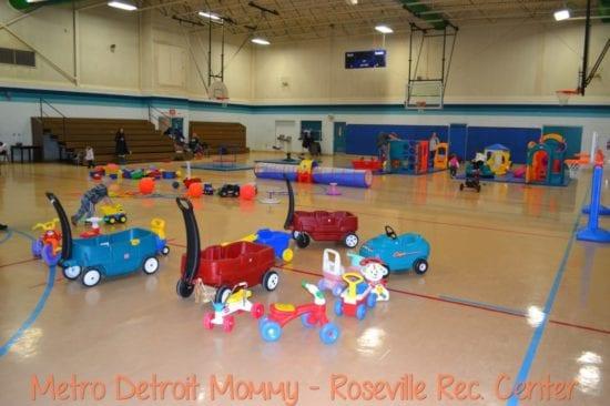 Roseville Recreation Center
