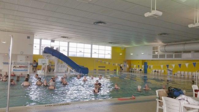 Warren Indoor Pool – Updated