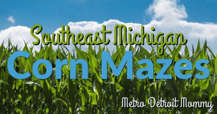 Corn Mazes in Southeast Michigan