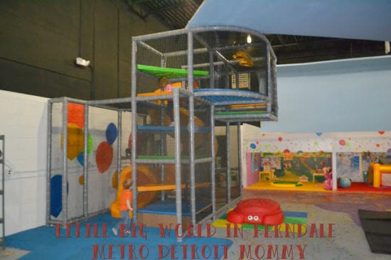 Little BIG World – New Indoor Play Space in Ferndale – CLOSED