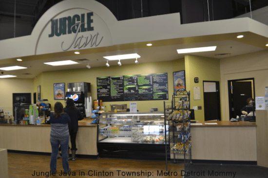 Jungle Java Cafe