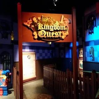 Kingdom Quest at Legoland Discovery Center Michigan