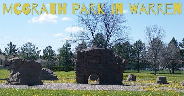 McGrath Park in Warren