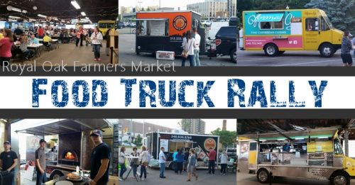 royal oak food truck rally