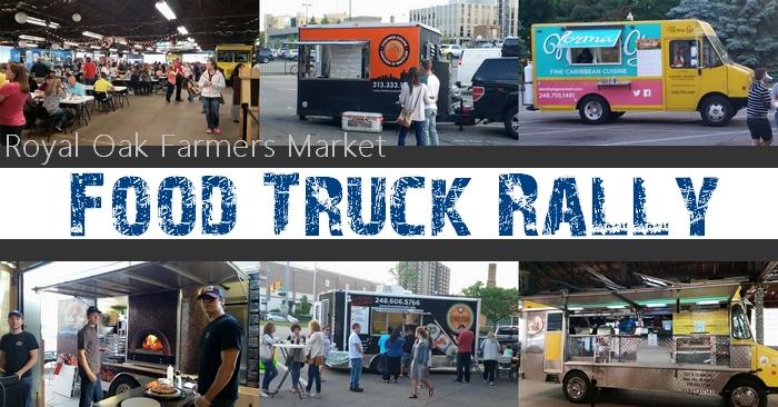royal oak food truck rally