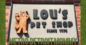 Lou's Pet Shop