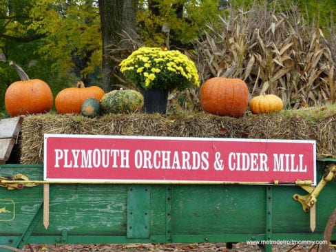 Plymouth Orchards and Cider Mill