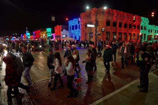 2019 Big Bright Light Show in Downtown Rochester