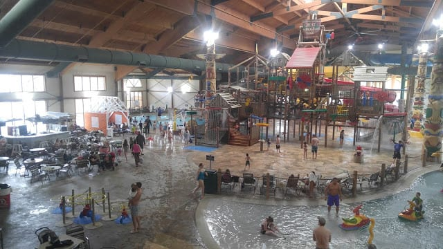 Great Wolf Lodge – Traverse City: The Waterpark