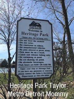 Taylor Heritage Park