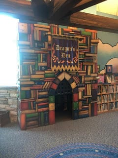Dragons' Den at Southfield Public Library
