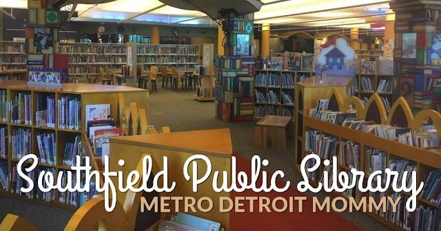 Southfield Public Library Visitor's Guide and Photos