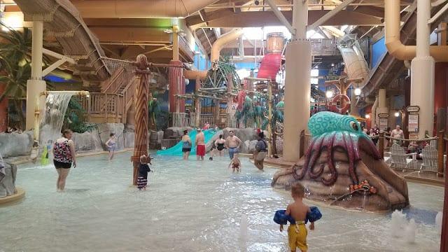 Toddler's Tide Pool at Castaway Bay