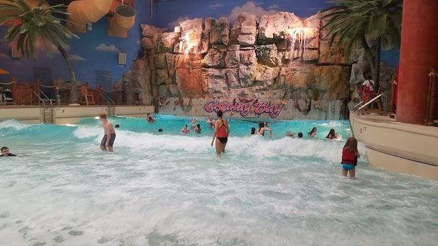 Castaway Bay Wave Pool